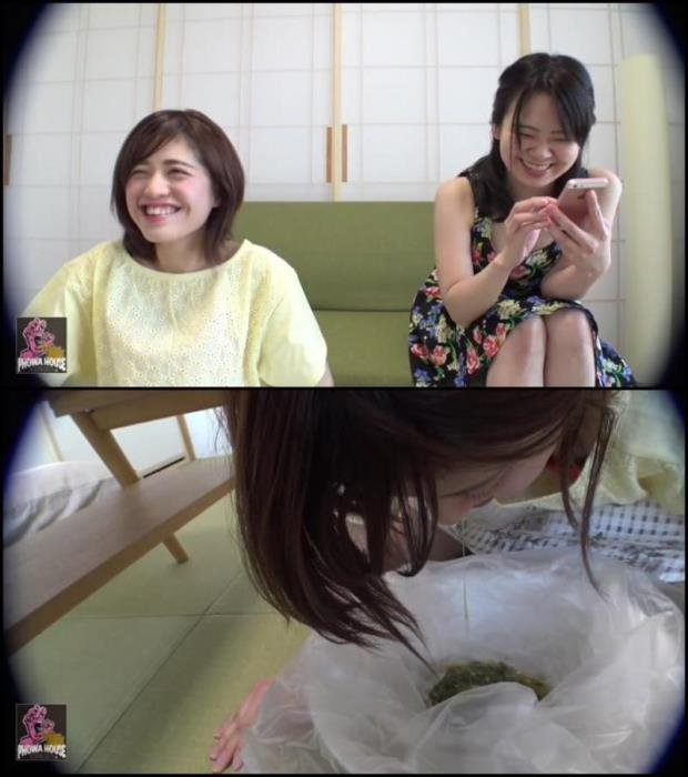 Girls Puking Together スローアップ女の子 Forced Vomit HD - BFJV-12 [FullHD 1080p] - 962 MB