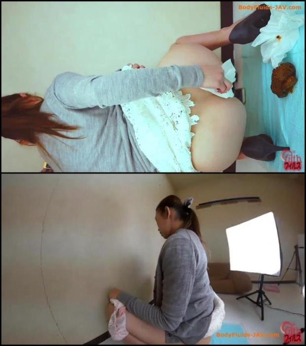 Woman defecates thick turd 3 angle viewing. - BFFF-108 [FullHD 1080p] - 243 MB