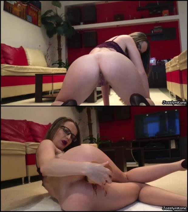 Masturbation anal hole with shit and blowjob dirty dildo. - Special #438 [FullHD 1080p] - 1.09 GB