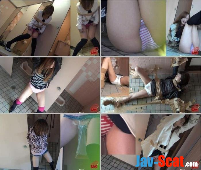Girls left tied up. Shamefull pee in panties observation. - F82-01 [HD 720p] - 2.05 GB